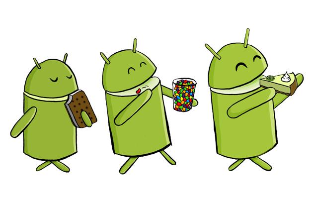 स्मार्टफोन बजारमा एन्ड्रोइडको ८५ प्रतिशत हिस्सा