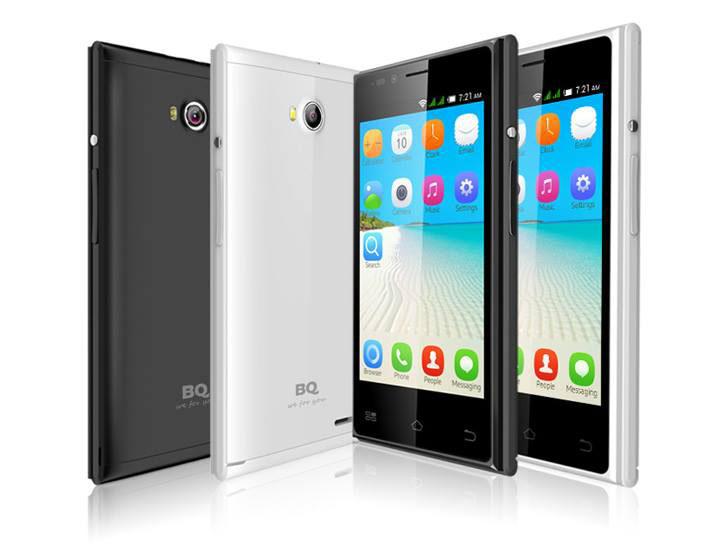 यस्तो छ बिक्यूको नयाँ स्मार्टफोन इ २ को फीचरहरु