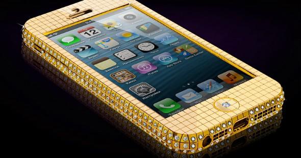 विश्वको सबैभन्दा महँगो मोबाइल 'आइफोन ५ ब्ल्याक डाइमण्ड'