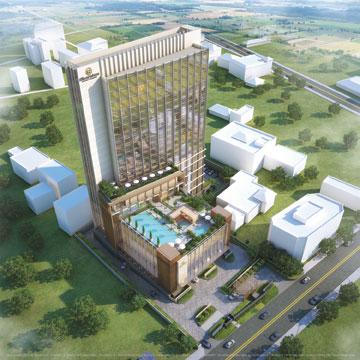 आठ अर्बको लगानीमा होटल निर्माण हुने, सिंगापुरको स्टारवुड ग्रुप व्यवस्थापन गर्ने