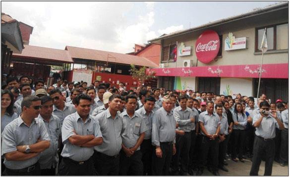 कोका–कोला संसारकै सर्वोत्कृष्ट कार्यालय मध्येमा पर्न सफल
