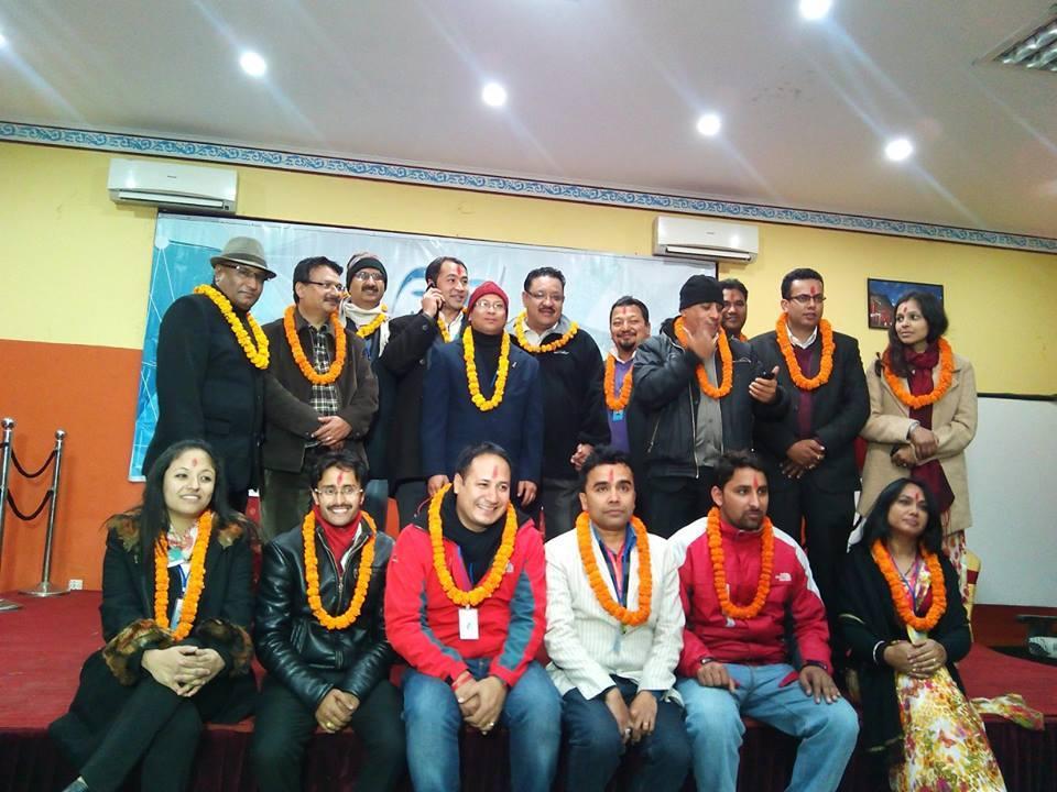 नेपाल विज्ञापन संघमा सन्तोष श्रेष्ठ समूहको बहुमत
