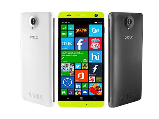 जोलोको विण्डोजमा आधारित स्मार्टफोन वीन क्यू १०००