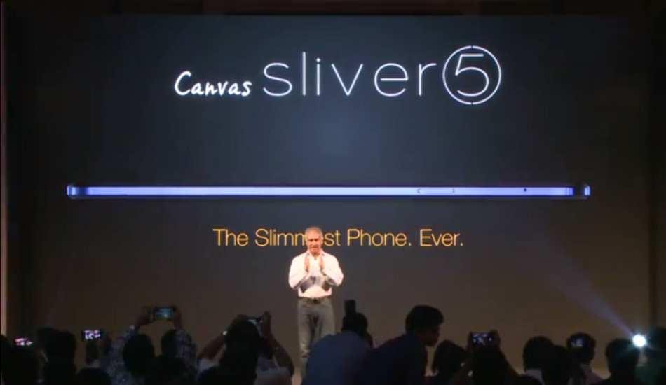 माइक्रोम्याक्सले विश्वको सबैभन्दा पातलो र हलुका स्मार्टफोन ल्यायो, मोटाई ५.१ मिमी तथा तौल ९७ ग्राम