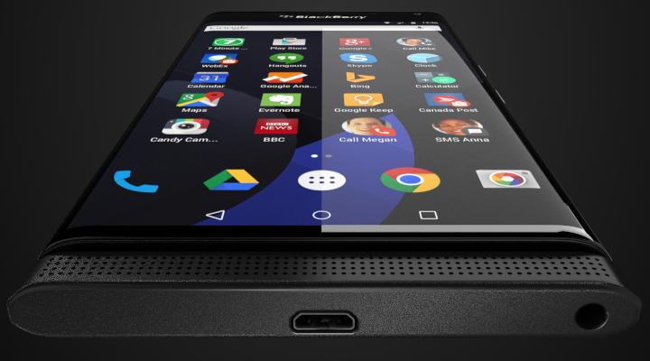 ब्ल्याकबेरीको एन्ड्रोयडमा आधारित स्मार्टफोन आउँदै, 'कर्भ्ड स्क्रीन तथा क्वेर्टी किबोर्ड' विशेषता