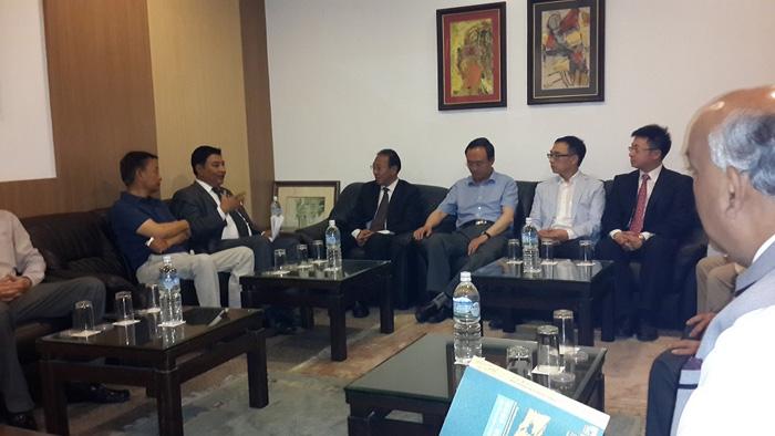 चीनको तिब्बत र नेपाली व्यवसायीबिच आर्थिक सम्बन्ध बिस्तार गर्न समझदारी