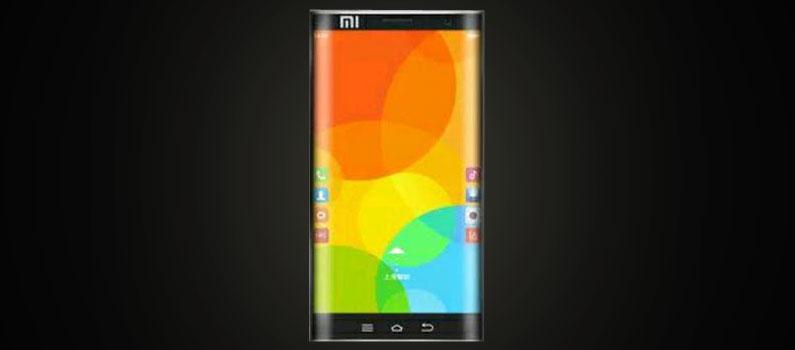 शिओमीको कर्ब्ड स्मार्टफोन आउँदै, ग्यालेक्सी एस सिक्स एज जस्तै दुबैतिर कर्ब्ड स्क्रीन
