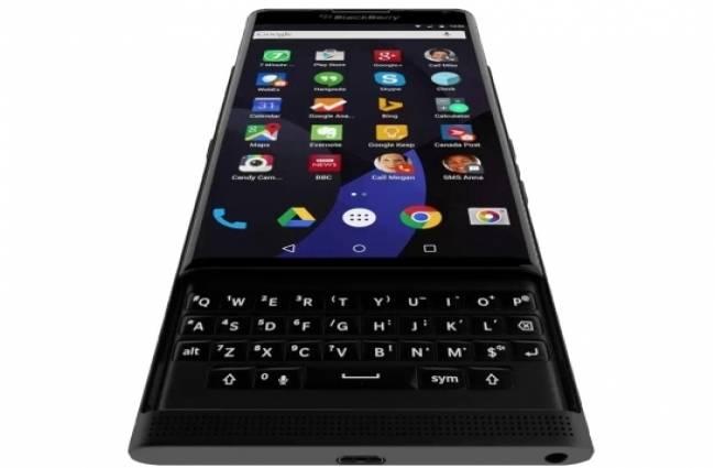 ब्ल्याकबेरीको एन्ड्रोयडमा आधारित स्लाईडर स्मार्टफोनको भिडियो सार्वजनिक