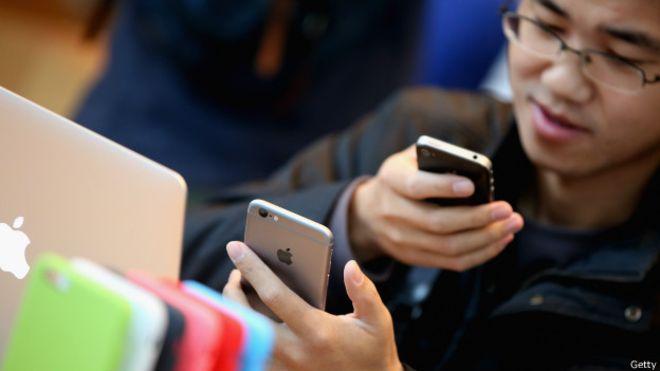 वीर्य दान गर्नुहोस्, आईफोन सिक्स एस लैजानुहोस्