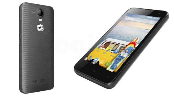 माइक्रोम्याक्सको निकै सस्तो 'बोल्ट क्यू ३३९' स्मार्टफोन