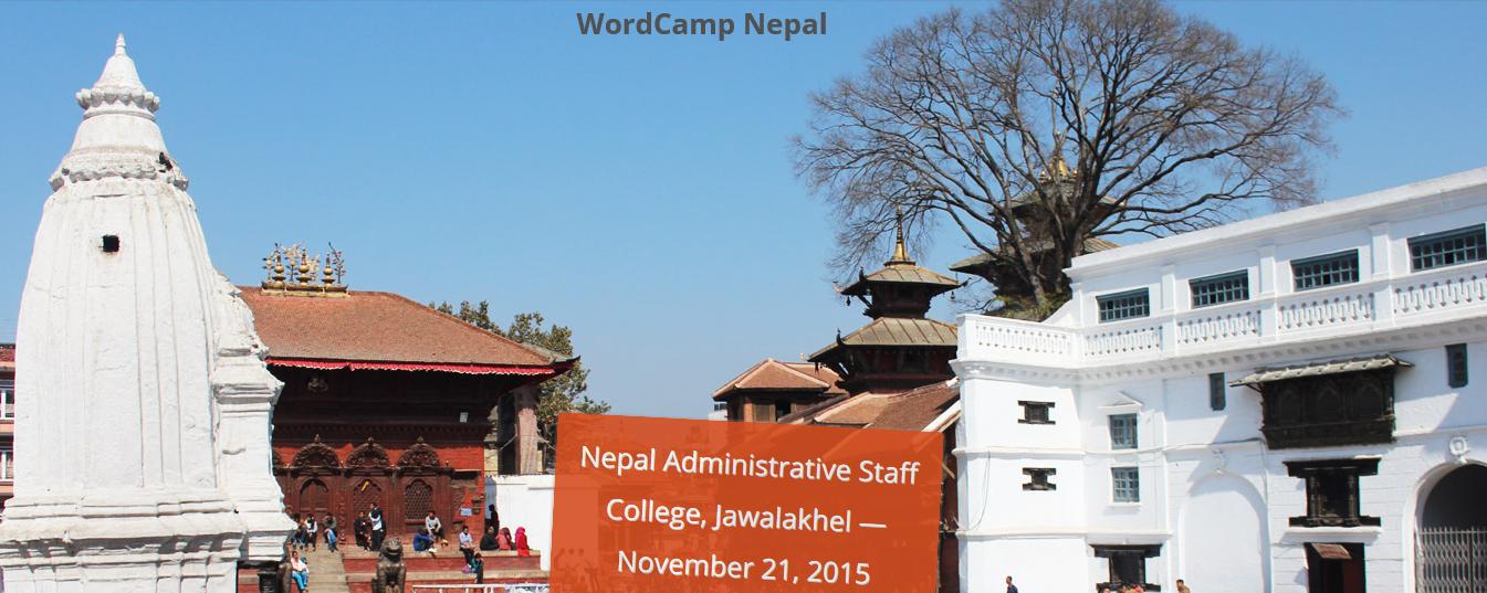 अन्तर्राष्ट्रिय कार्यक्रम 'वर्डक्याम्प नेपाल २०१५' आयोजना हुँदै