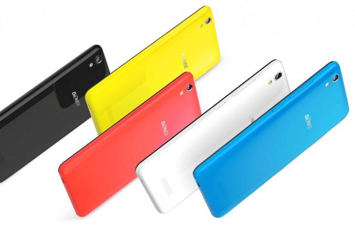 जियोनीको बजेट स्मार्टफोन पि५डब्लू