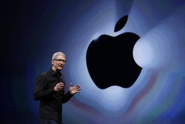 टेक कम्पनी एप्पलले एकै दिन शेयर बजारमा ७५ अर्ब डलर गूमायो