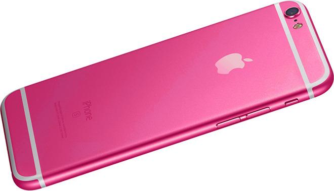 ४ इन्चको आईफोन 'पिंक' कलरमा पनि आउने, आईफोन सिक्स एसको जस्तै फीचर