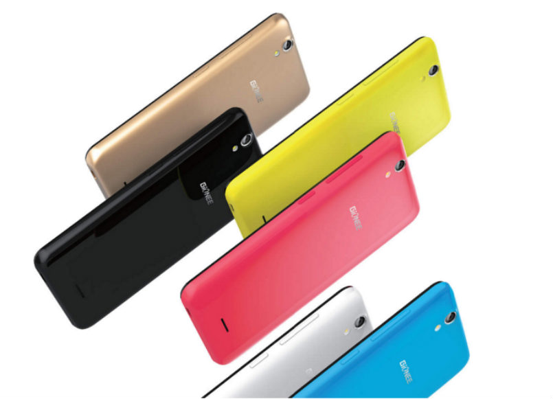 जियोनी पी ५ मिनी स्मार्टफोन भारतमा सार्वजनिक, इन्ट्रि लेभलको बजेट स्मार्टफोन