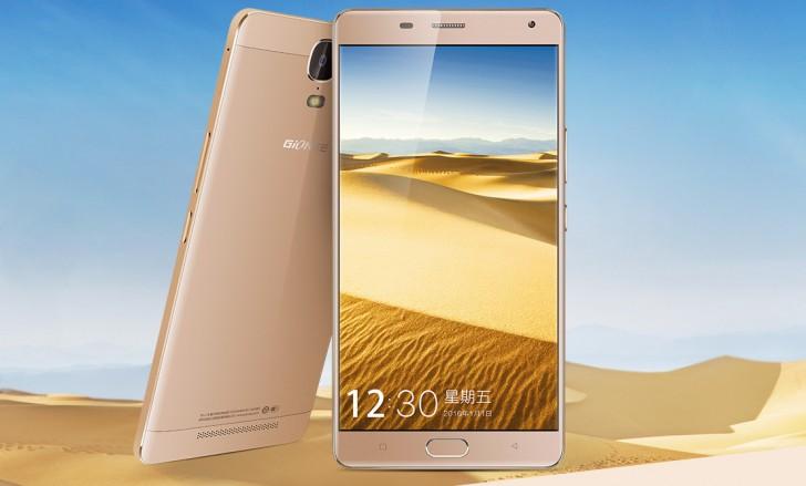 जियोनी एम ५ प्लस स्मार्टफोन भारतमा, ६ इन्चको फूल एचडी डिस्प्ले