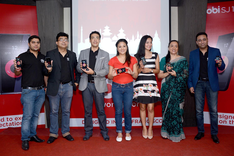 ओबी ब्राण्ड औपचारिक रुपमा नेपाल भित्रियो, दुई स्मार्टफोन मोडलहरु सार्वजनिक