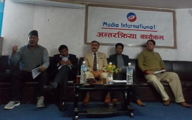 भारुसम्म साट्नका लागि भारतसँग छलफल गर्नुपर्ने अर्थविदको भनाई