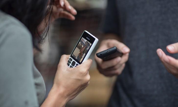 नोकियाका दुईवटा फिचर फोन सार्वजनिक, ३२ जीबीको एसडी कार्ड प्रयोग गर्न सकिने