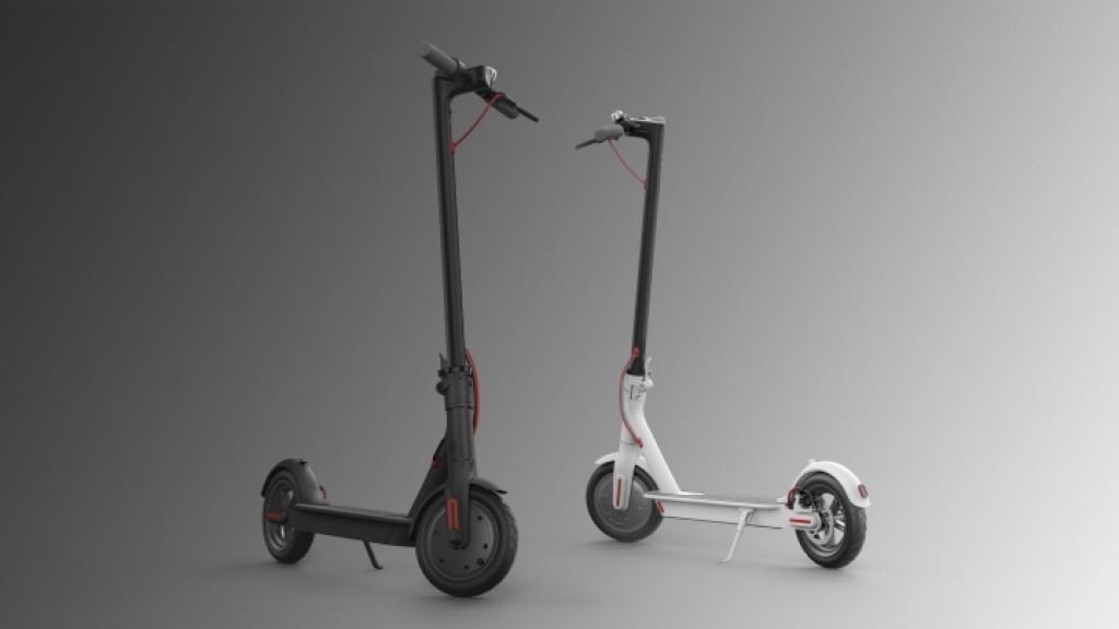 शाओमीको 'मिजीआ' इलेक्ट्रिक स्कूटर, ३० किलोमिटरसम्म गुड्ने