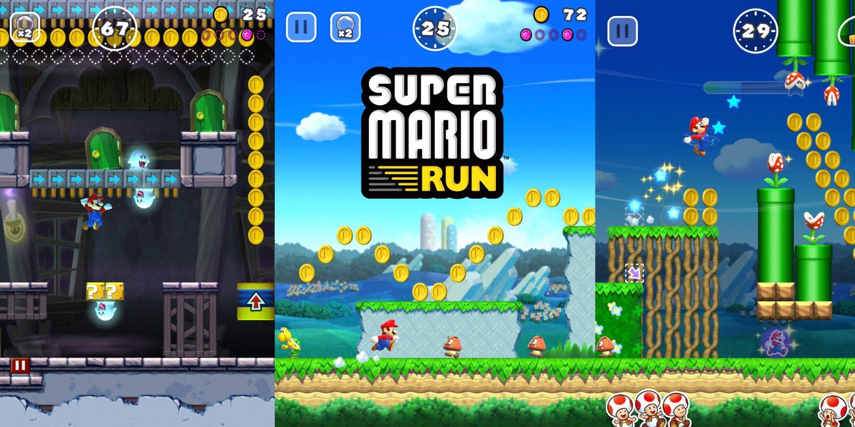 'सुपर मारियो रन' गेमको एप स्टोरमा रेकर्ड, ४ दिनमा ४ कराेड डाउनलोड