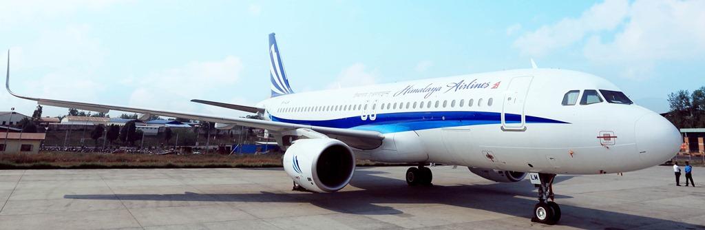 हिमालय एयरलाइन्सको दोश्रो एयरबस आउँदै, दुई नयाँ गन्तब्यको घोषणा