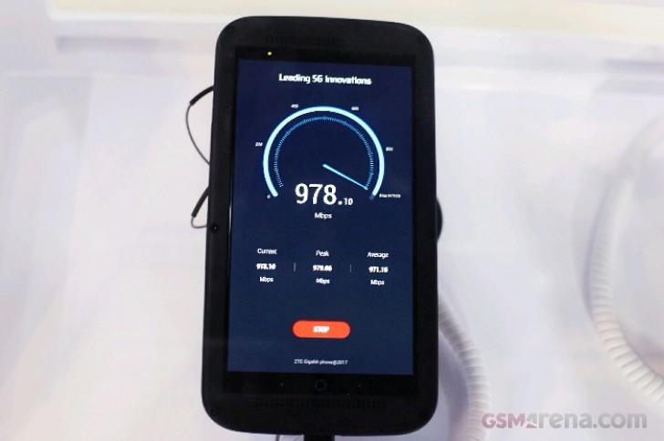 जेडटिईले बनायो गिगाफोन, विश्वको पहिलो ५जी सपोर्ट गर्ने फोन