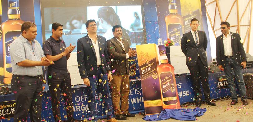 भारतीय मदिरा ब्राण्ड अफिसर्स च्वाइस नेपाली बजारमा