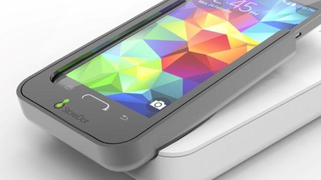 अब तपाईँको स्मार्टफोन ५ मिनेटमा पुरै चार्ज हुने