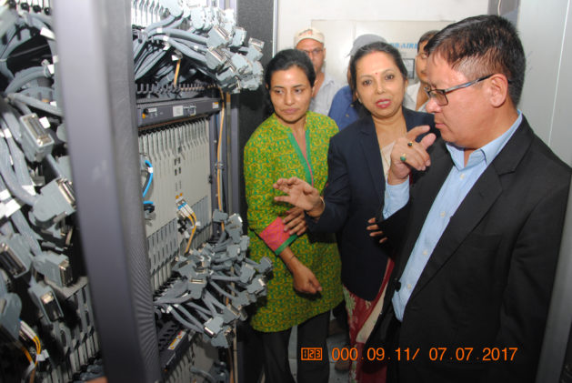 टेलिकमको ल्याण्डलाइन सेवा नयाँ प्रविधिमा, आइपी बेस्ड सेवाहरु संचालनको तयारी