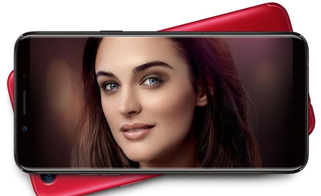 ओपोको 'एफ५' स्मार्टफोन बजारमा आउँदै, एआई प्रविधि र फूल स्क्रीन भएको स्मार्टफोन