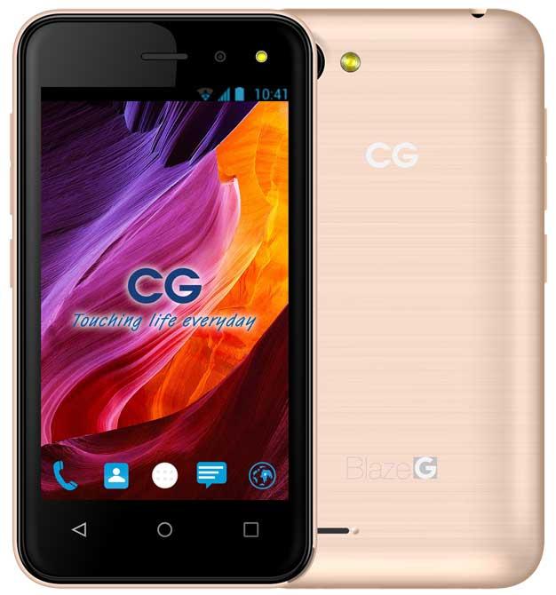 सिजी मोबाइलसले ल्यायो 'ब्लेज जी', सस्तो मूल्यमा आकर्षक बजेट स्मार्टफोन