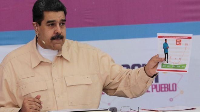 भेनेजुएलाले भर्चुअल करेन्सी 'पेट्रो' प्रयोगमा ल्याउने