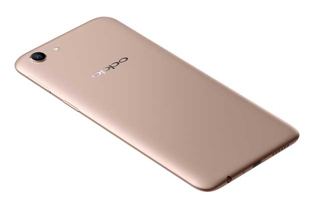 ओपोको ए८३ स्मार्टफोन आयो, एआई ब्यूटी र फुल स्क्रिन डिस्प्ले