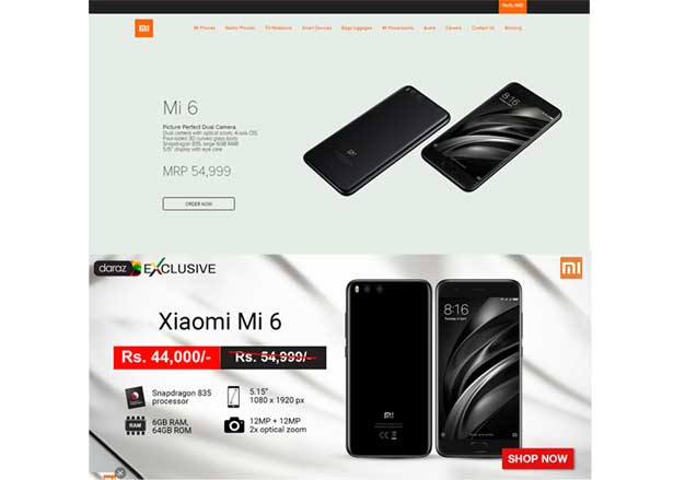 शाओमीको फोनमा आधिकारिक बितरकले ग्राहक ठग्दै, एमआइ सिक्समा २० प्रतिशत भन्दा बढी नाफा