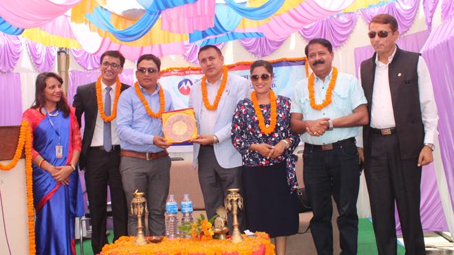 मुक्तिनाथ विकास बैंक मोरङ्गको विराटनगरमा