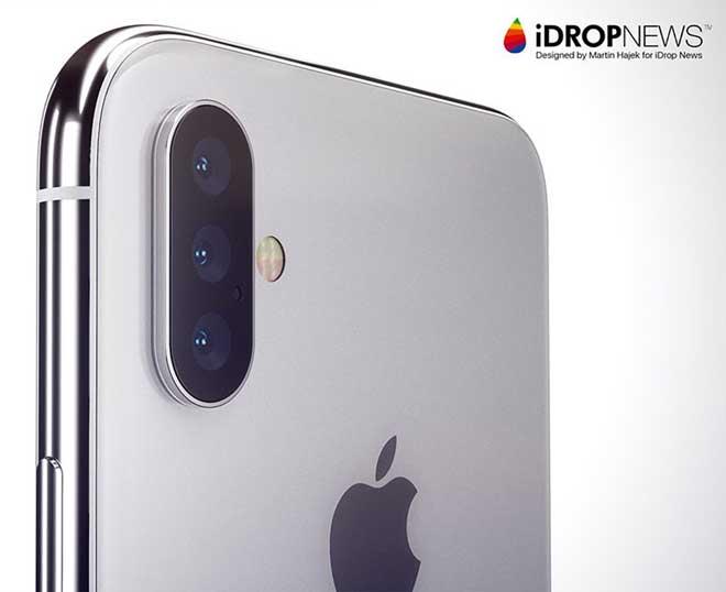 एप्पलको नयाँ आइफोनमा ट्रिपल क्यामरा सेटअप, सबै फोनमा ओएलईडी डिस्प्ले राखिने