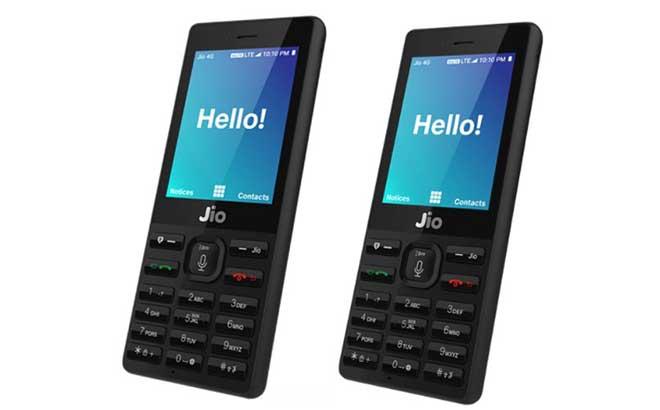रिलायन्स जियोफोन फीचर फोन ब्राण्डको पहिलो स्थानमा, नोकिया, आइटेल र टेक्नो पनि प्रमुख ब्राण्ड