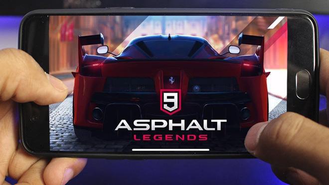 एक साताभित्रै ४० लाख डाउनलोड गरिएको मोबाइल रेगिंग गेम 'अस्फाल्ट ९: लिजेण्डस्'