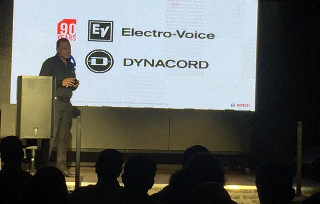 इलेक्ट्रो भ्वाइस तथा डाइनाकर्डका उत्पादनहरु नेपाली बजारमा