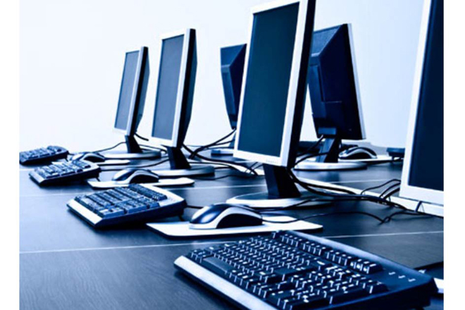 कम्प्युटर शिक्षक नहुँदा प्राविधिक शिक्षा पाएनन विद्यार्थीहरुले, कम्प्युटर र सिसीटिभी अलपत्र