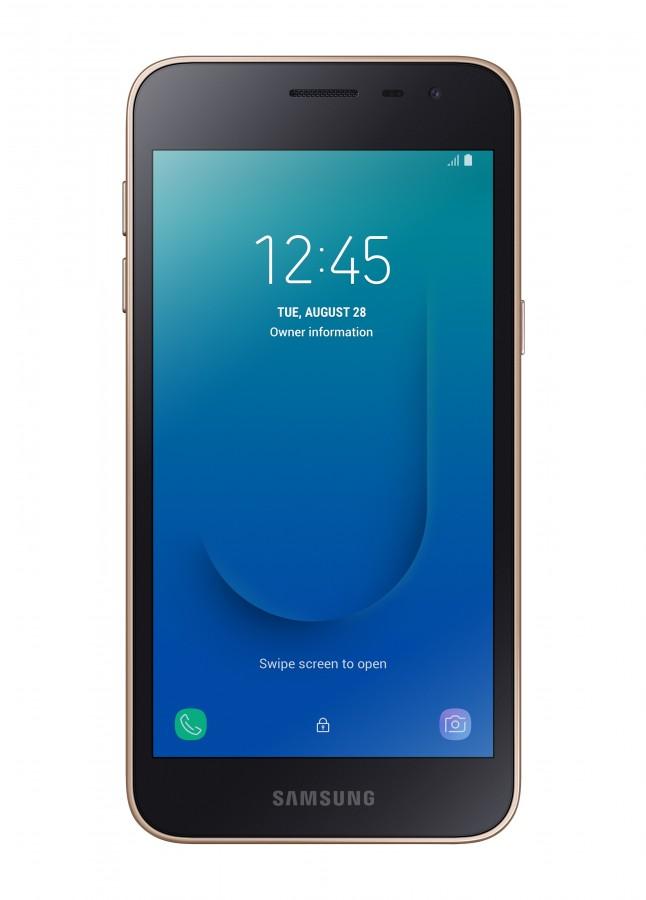 सामसंग ग्यालेक्सी जे २ कोर सार्वजनिक, एन्ड्रोयड गो एडिसनमा कम्पनीको पहिलो स्मार्टफोन