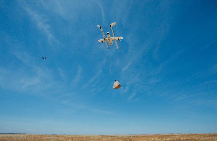 अब ड्रोनले तपाईँको घरसम्म सामान ढुवानी गर्छ, अष्ट्रेलियाले दियो अनुमति