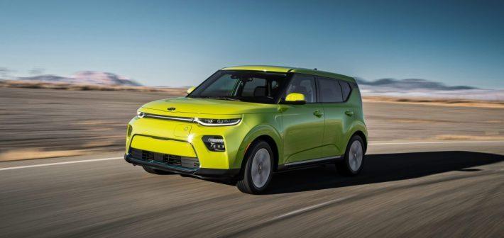 कियाको नयाँ इलेक्ट्रीक गाडी 'सोल' सार्वजनिक, सिंगल चार्जमा ४८४ किलोमिटर यात्रा गर्ने