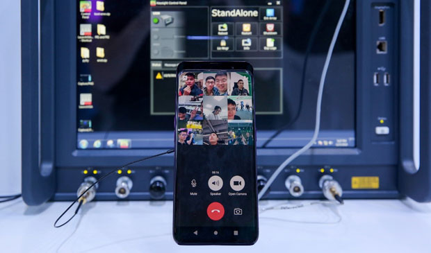ओपोद्वारा फाइन्ड एक्स ५जी प्रोटोटाइप सार्वजनिक, चाइना मोबाइलसँग सहकार्य