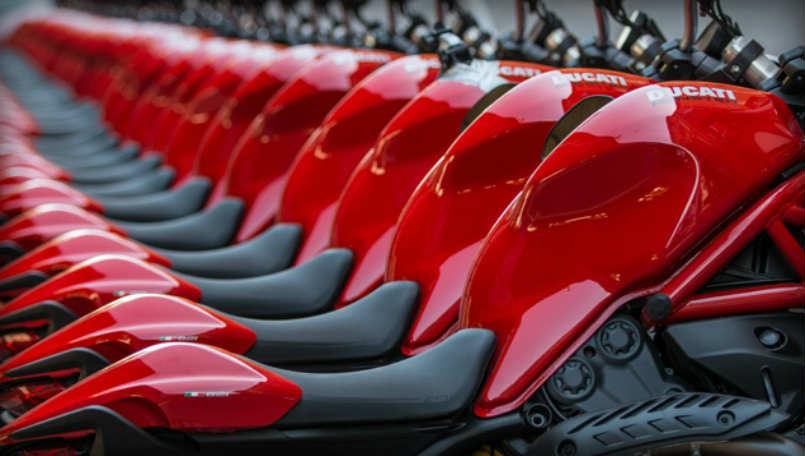 इटालीयन सूपरबाइक कम्पनी डुकाटीले भारतमा पुराना मोटरसाइकल बेच्ने