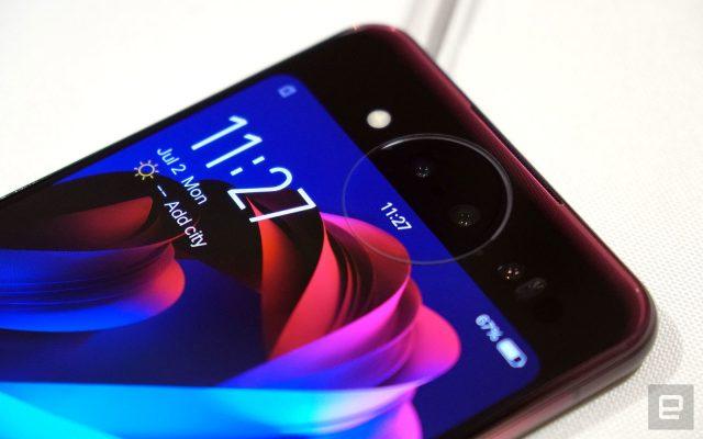 दुबैतर्फ डिस्प्ले भएको स्मार्टफोन 'भीभो नेक्स ड्यूल' सार्वजनिक, १० जीबी र्याम र लुनार रिंग