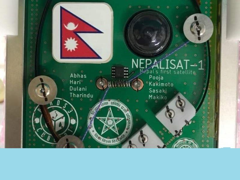 नेपाली स्याट–१ भूउपग्रहले असार २ गतेदेखि पृथ्वीको परिक्रमा गर्ने