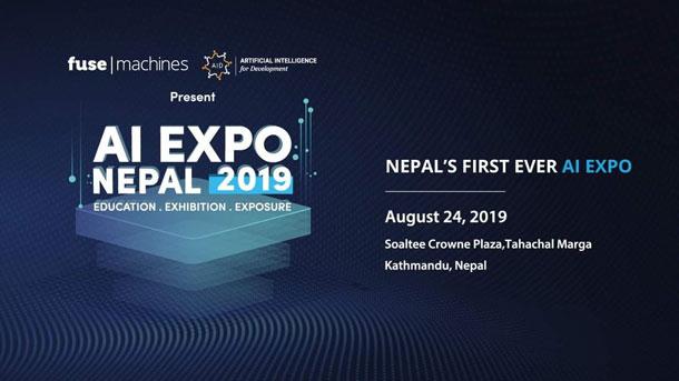 नेपालमा पहिलो पटक 'एआई एक्सपो' हुँदै, आर्टिफिसियल इन्टेलिजेन्स बारे जानकारी दिईने