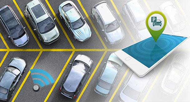 अब स्मार्टफोन एपमार्फत सवारी पार्किङ गर्न सकिने, न्यूरोडमा शुरुभयाे स्मार्ट पार्किङ